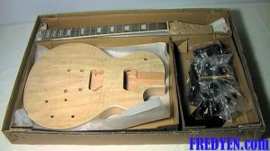 DIY Les Paul Guitar Kit